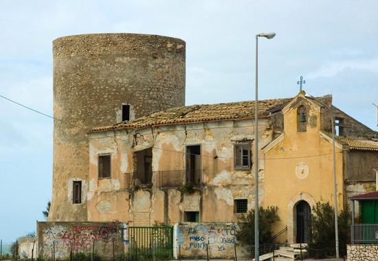 Torre di Gaffe - Licata (6836 clic)