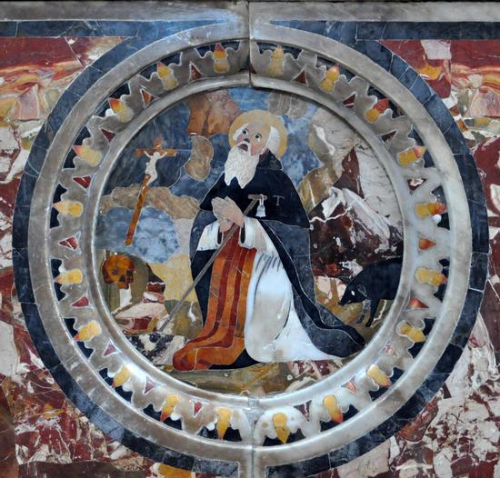 Sant'Antonio Abate - Castiglione di sicilia (2927 clic)