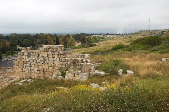 Mura del castello eurialo - Siracusa (2830 clic)