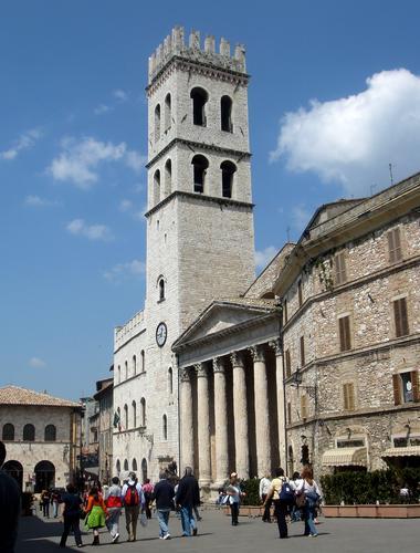 TORRE DEL POPOLO - Assisi (2568 clic)