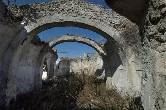 Maria SS delle Grazie - San cataldo (1954 clic)