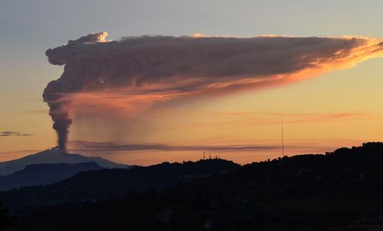 Spettacolo Etneo - Etna (4171 clic)