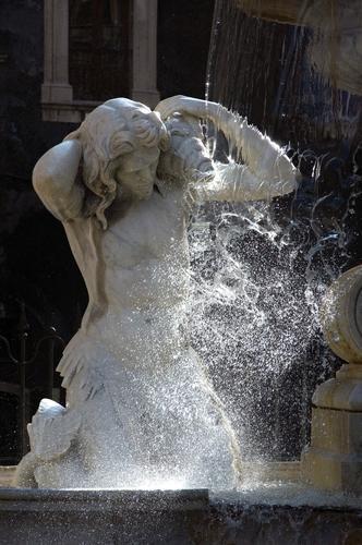 Fontana dell'Amenano - Catania (3393 clic)