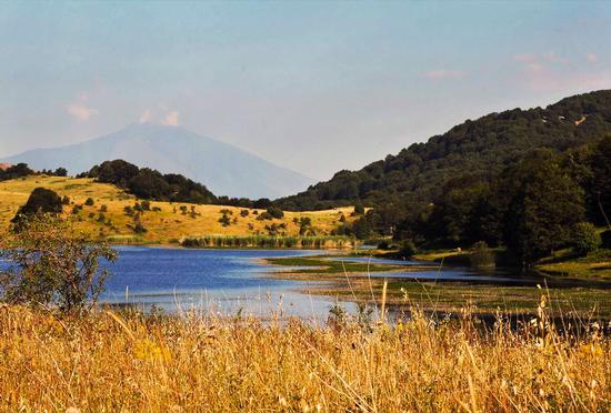 Lago Biviere - Cesarò (4270 clic)