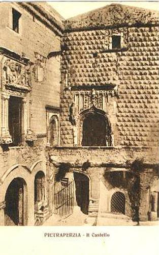 Castello Barresi - Pietraperzia (5849 clic)