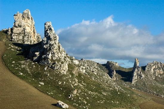 Pizzo Lauro & monte Pirtusiddu - Villalba (3750 clic)