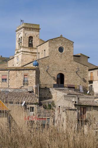 Chiesa Madre - Bompietro (378 clic)