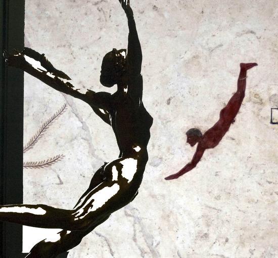 Il Volo-Il Nuotatore - Capaccio-paestum (1259 clic)
