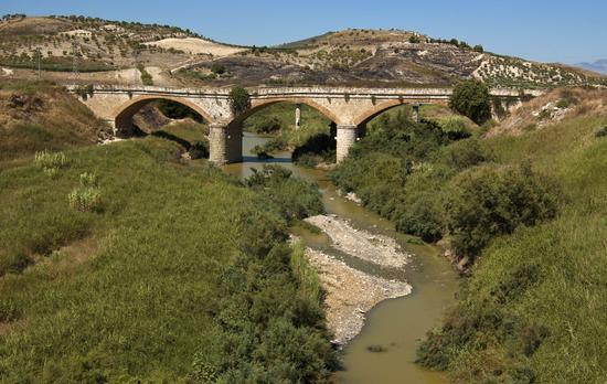 Ponte vecchio - Ribera (3432 clic)