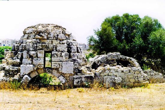 Chiesa Bizantina - Santa croce camerina (6740 clic)