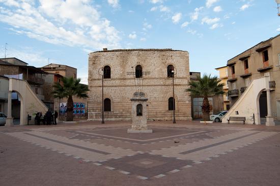 La piazza - Favara (2030 clic)
