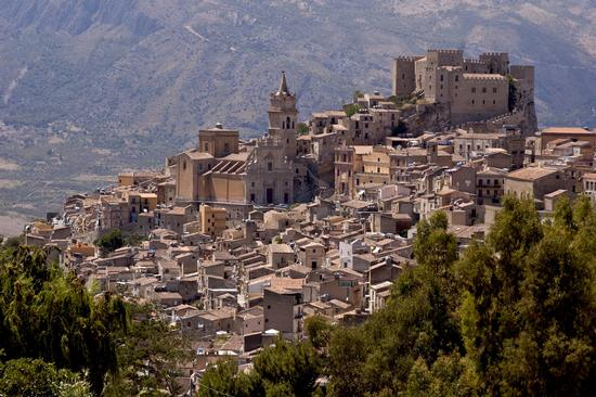 Panorama - Caccamo (3764 clic)
