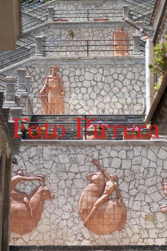 Sculture di :Calogero Barba e Giuseppina Riggi - San cataldo (145 clic)