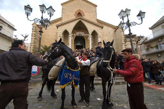 Festa San Giuseppe - Valguarnera caropepe (5695 clic)