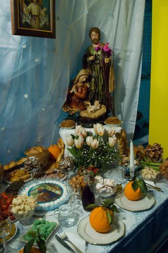 Festa San Giuseppe - Valguarnera caropepe (3059 clic)