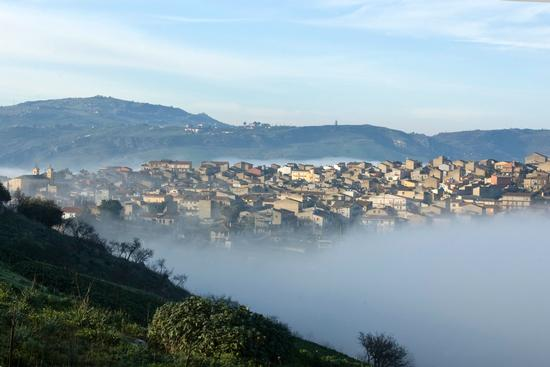 Nebbia avvolgente - Montedoro (6217 clic)
