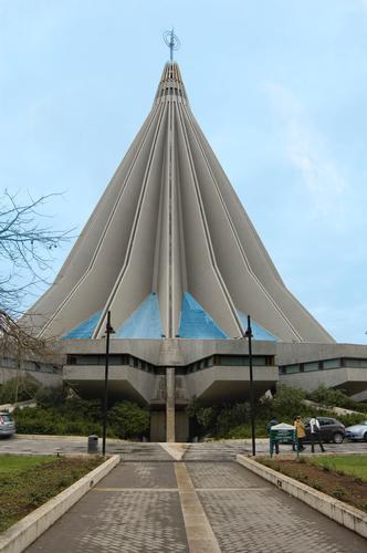 Santuario Madonna delle Lacrime - Siracusa (4443 clic)