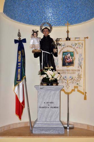 S Maria Maddalena - Campo calabro (1661 clic)