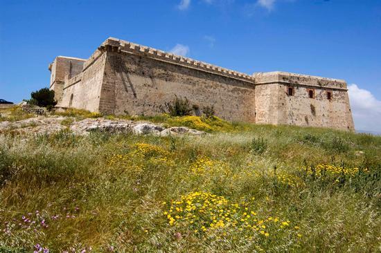 castel sant'Angelo - Licata (3826 clic)