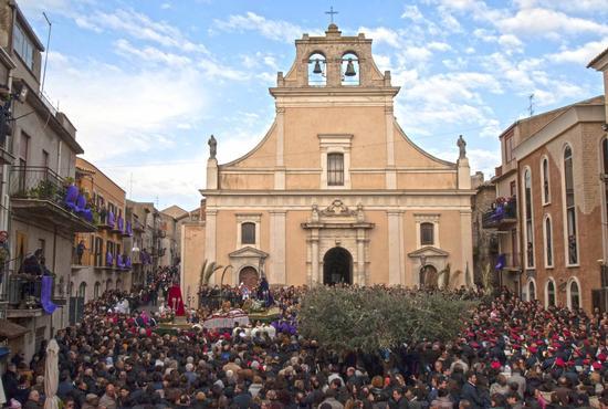Settimana Santa Sancataldese - SAN CATALDO - inserita il 06-Apr-13