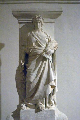 Michele Tripisciano-allegoria della Sicilia - Caltanissetta (5648 clic)