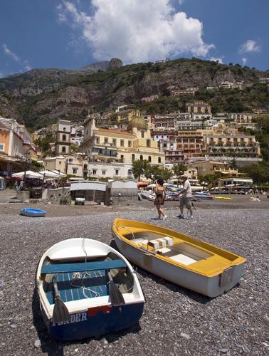 Barchette - Positano (2718 clic)