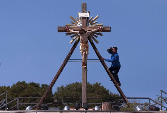 Settimana Santa Sancataldese - San cataldo (2096 clic)