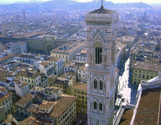 Campanile di Giotto - Firenze (9688 clic)