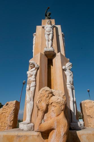 Monumento alla dea surfurea - Comitini (318 clic)