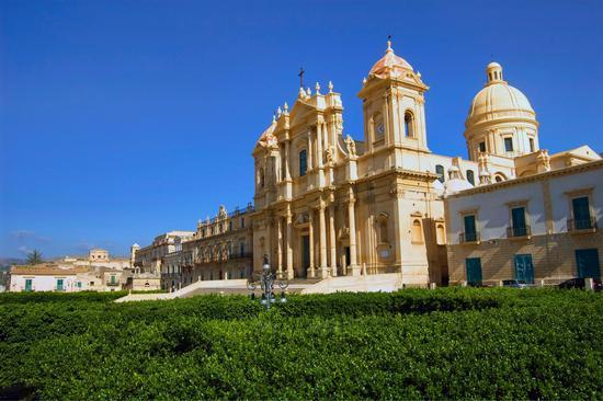 Cattedrale - Noto (4360 clic)