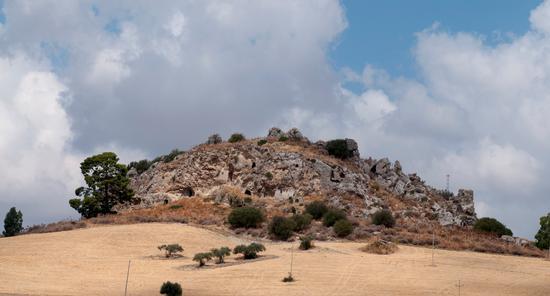 Serra della difesa - Caltanissetta (426 clic)