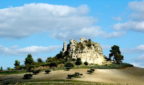Serra della Difesa - Caltanissetta (3615 clic)