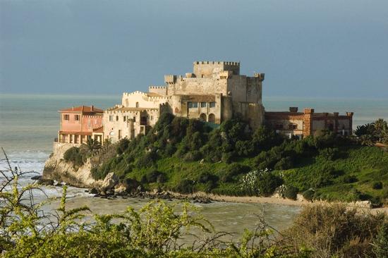 Castello di Falconara - Marina di butera (8170 clic)