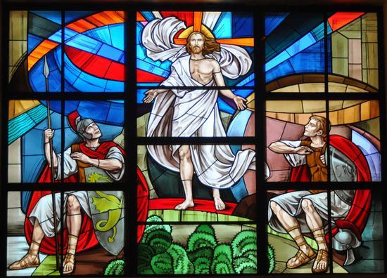 Resurrezione - San cataldo (3005 clic)