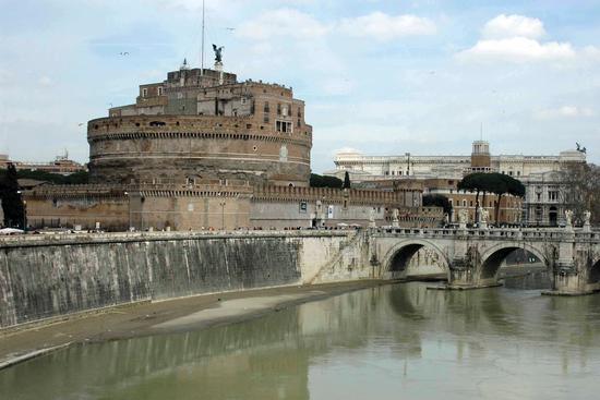 castel sant'Angelo - Roma (3555 clic)
