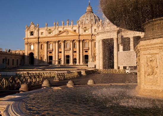 Piazza San Pietro - Roma (387 clic)