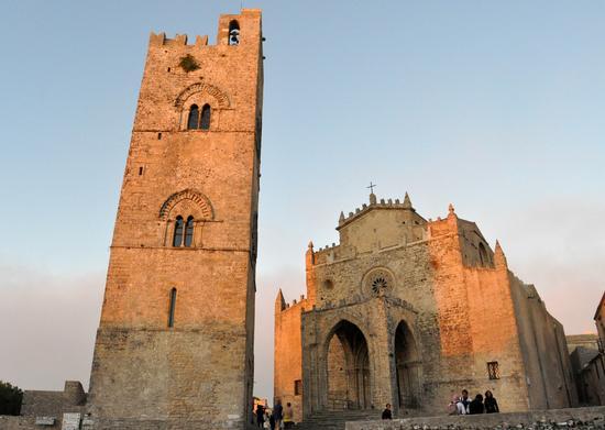 Duomo - Erice (4200 clic)