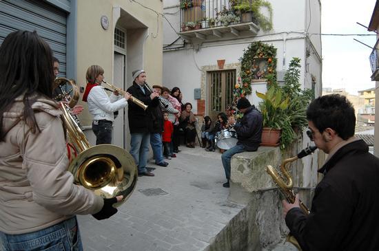 Novena di Natale - San cataldo (4927 clic)