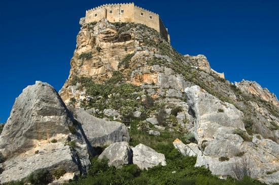 Rocca Coronata - Mussomeli (3817 clic)
