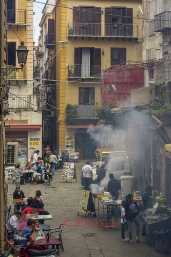 La Vucceria - Palermo (8 clic)