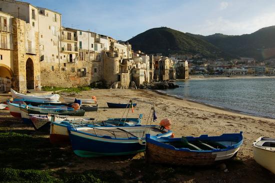 La Marina - Cefalù (4149 clic)