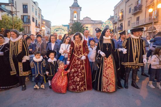 Festa del Tataratà - Casteltermini (420 clic)