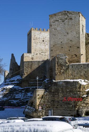 Castello di Lombardia - Enna (535 clic)
