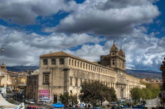 Monastero Santa Chiara - Adrano (4765 clic)