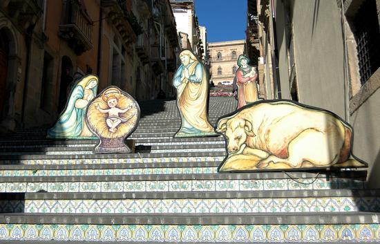 La città dei Presepi - Caltagirone (8274 clic)