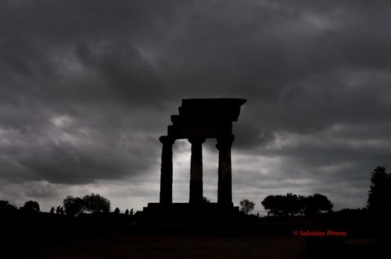 Castore e polluce - Valle dei templi (306 clic)