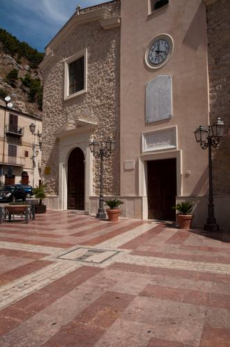 San Francesco - Castronovo di sicilia (2047 clic)