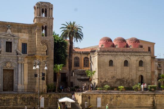 Chiesa di San Cataldo - Palermo (273 clic)
