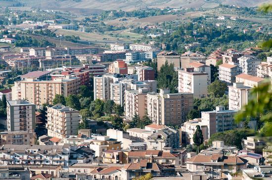 Panorama - Caltanissetta (200 clic)