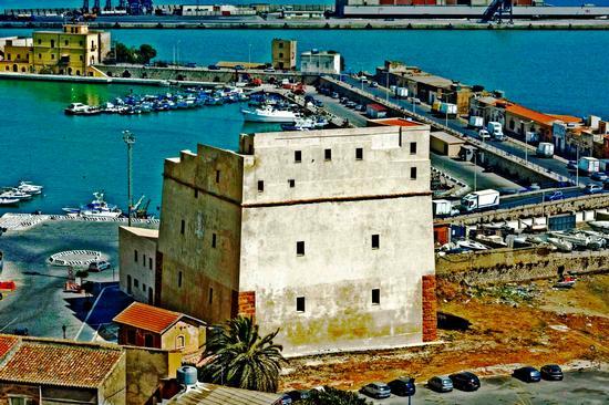 Torre Carlo V - Porto empedocle (5018 clic)